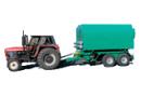 Traktorové přívěsy a návěsy VLH